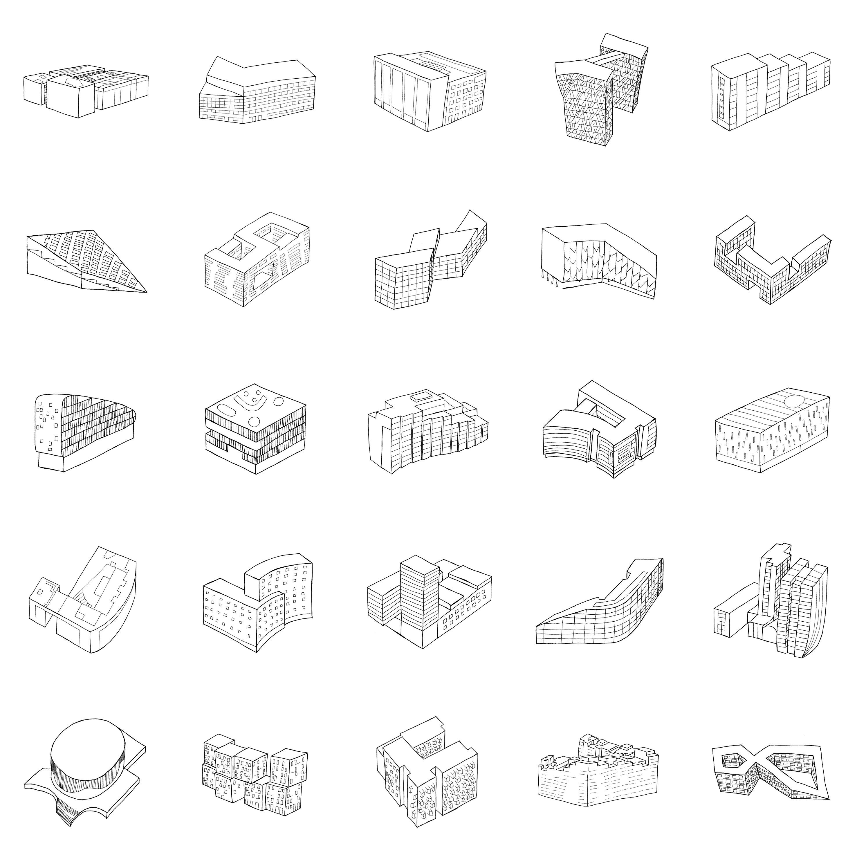 Samlede-bygninger-i-Ørestad